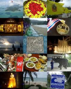 A Collage of Phuket