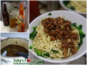 How about some Mie (noodles) for a quick snack?